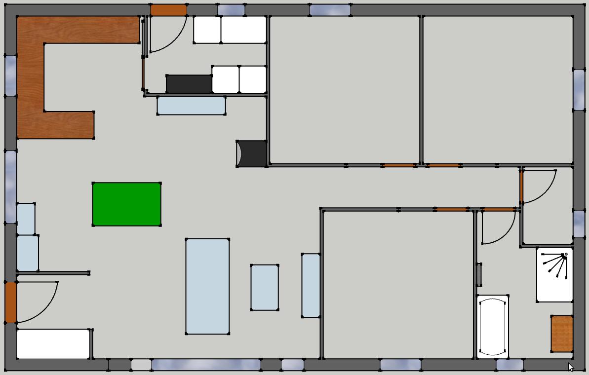 Tag  plan  Notre maison en bois ~ Plan Maison En Bois